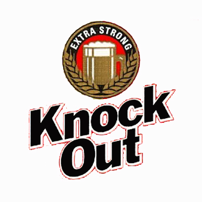 Knock Out Beer logo - Brand Activation in Bangalore - Brand Activation Agency in Bangalore - Evergreen Groups